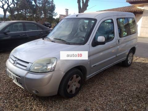 CITROEN BERLINGO 2.0 HDI 90 CV 5 plazas.