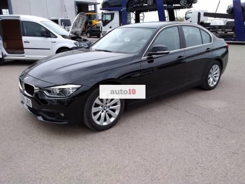 BMW 318 D. paquete M.