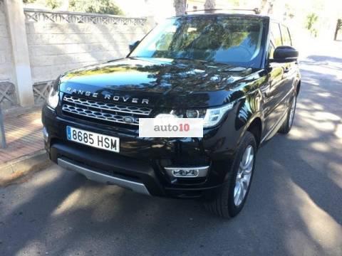 Land Rover Range Rover Sport 3.0SDV6 HSE