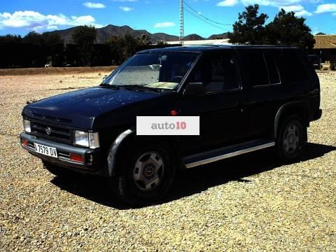 NISSAN TERRANO 3.0 V6 150 CV Automático.