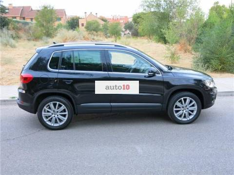 Volkswagen Tiguan 2.0TDI Country 4Motion