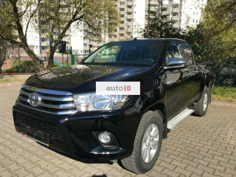 Toyota HiLux 4x4 Extra Cab Duty Comfort
