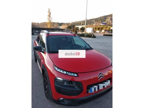 CITROEN C4 CACTUS 1.6 BLUEHDI FEEL EDITION 100 2016