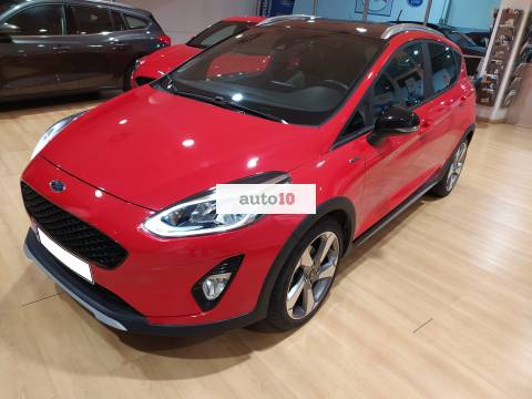 Ford Fiesta Active + EcoBoost 125CV