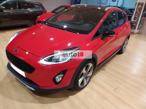 Ford Fiesta Active + EcoBoost 125CV