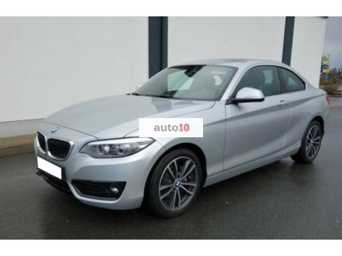 BMW 230i xDrive Steptronic Sport