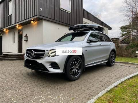 Mercedes-Benz GLC 350 E 2.0-211 4MATIC