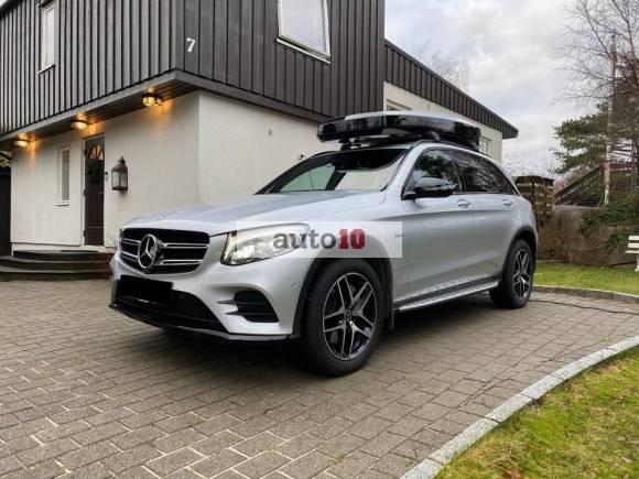 Mercedes-Benz GLC 350 E 2.0-211 4MATIC
