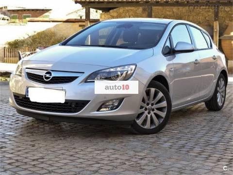 Opel Astra de 2011