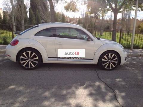 Volkswagen Beetle 2.0 tsi DSG turbo