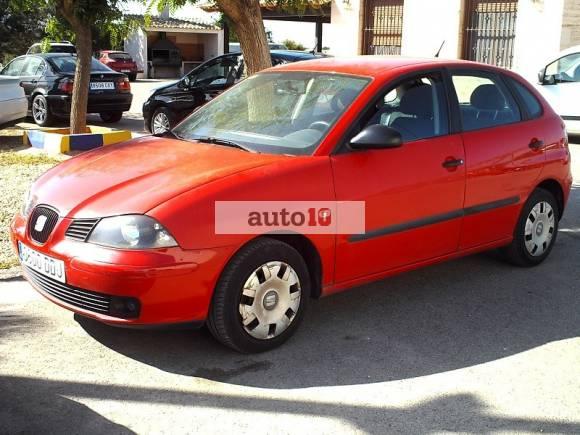 SEAT IBIZA 1.4 TDI 80 CV 5 puertas.