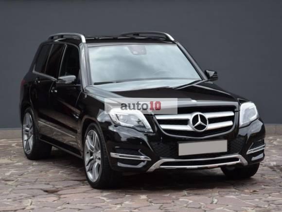Mercedes-Benz GLK 220 4Matic BlueTEC Premium