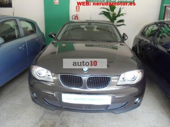 BMW 116i 5-P 115-CV COMO NUEVO BARATO