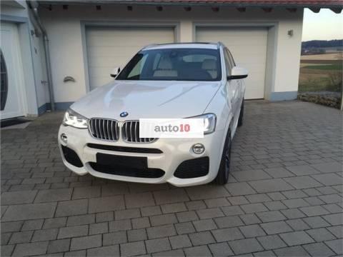 BMW X4 xDrive 35d