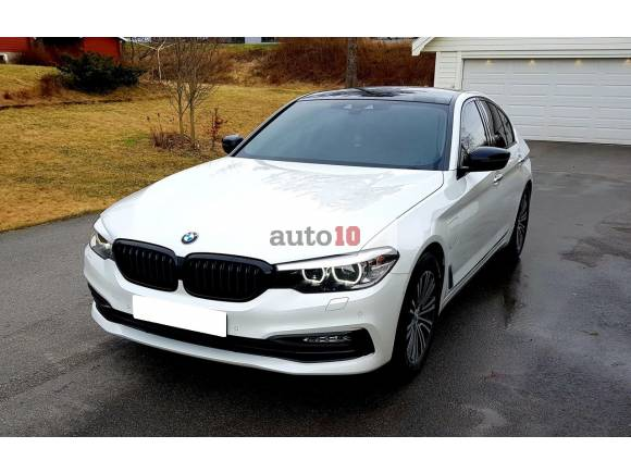 BMW 5-serie 530e iPerformance aut