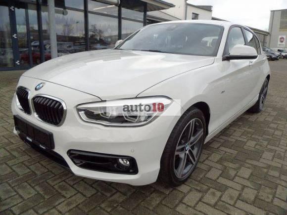 BMW 120 D MPAKET SPORT