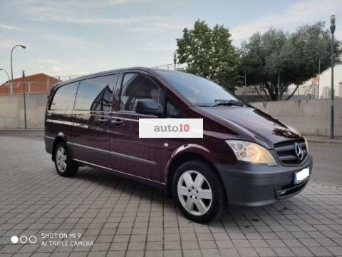 Mercedes-Benz Vito VITO 113 MIXTA LARGA