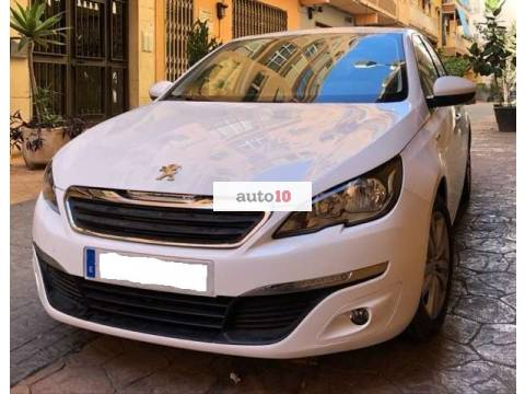 Peugeot 308 1.6 BlueHDi Style 100