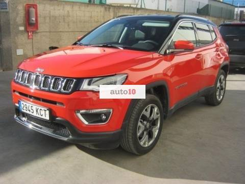 Jeep Compass 2.0 Mjt Limited 4x4 AD Aut.