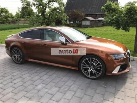 Audi RS7 4.0 TFSI Sportback 600 Cv
