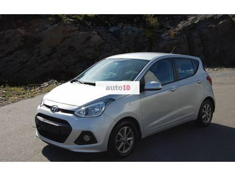 Hyundai i10 AUX IPOD ISOFIX 2015