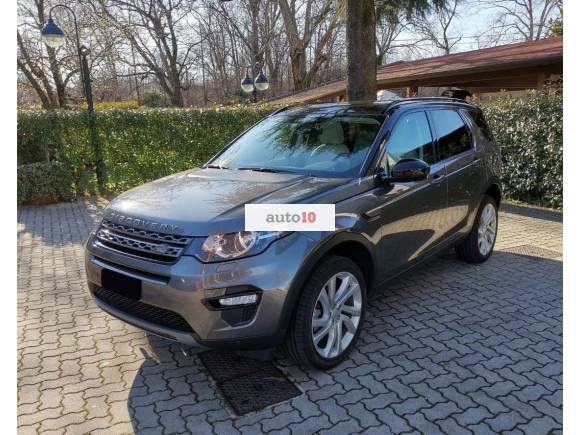 Land Rover Discovery Sport 2.0 Td4 Se Awd