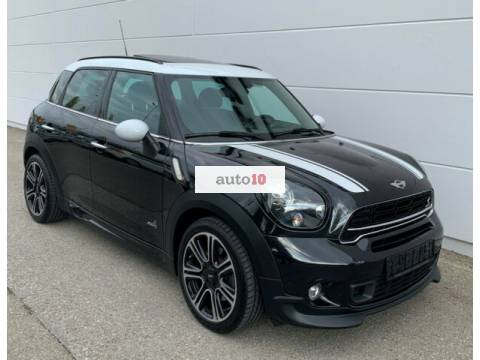 Mini Cooper S Countryman Steptronic ALL4