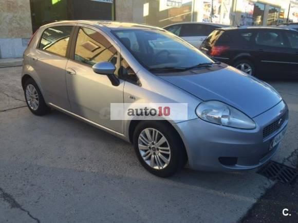 FIAT Punto 1.3 Multijet 16v 90 Dynamic