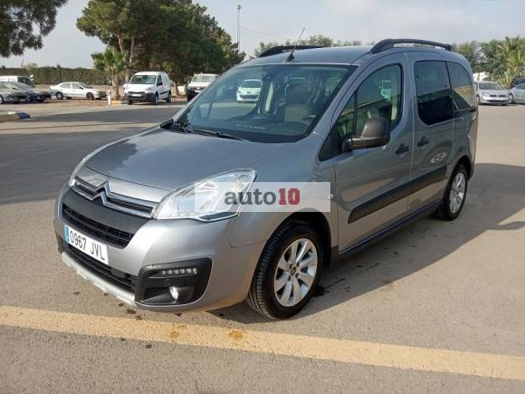 CITROEN BERLINGO MULTISPACE 1.6 HDI 100 CV.