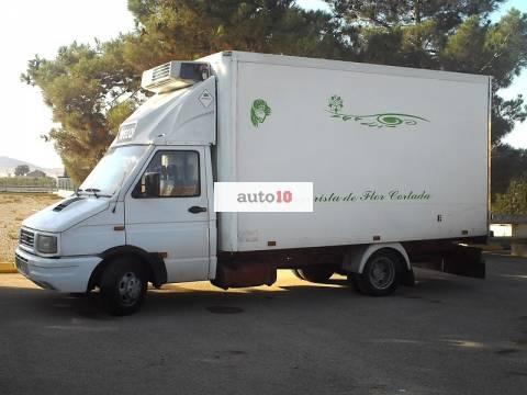IVECO DAILY CAJA ISOTERMO CON FRIGORIFICO.  ***** MOTOR AVERIADO ******