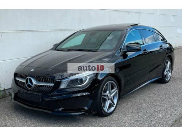Mercedes-Benz CLA 220 d 7G Shooting Brake