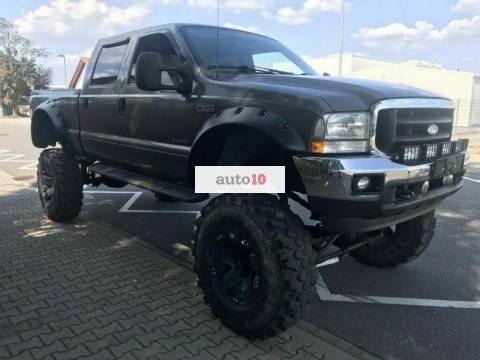 Ford F 250 Lariat Super Duty