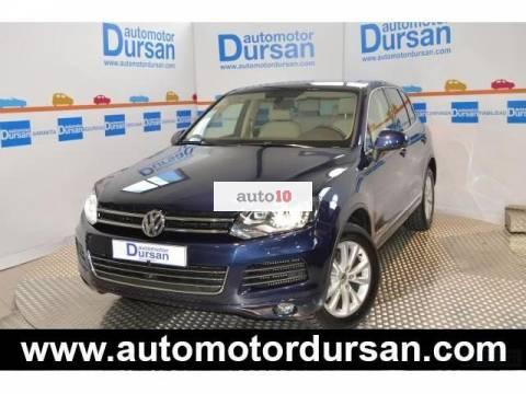 Volkswagen Touareg Touareg V6 TDI * Susp. Neumatica * Xenon * Navegac