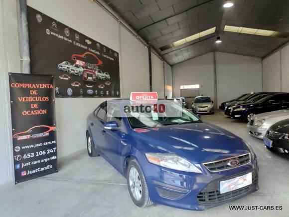 FORD - MONDEO 1. 6 TDCI A-S-S 115CV