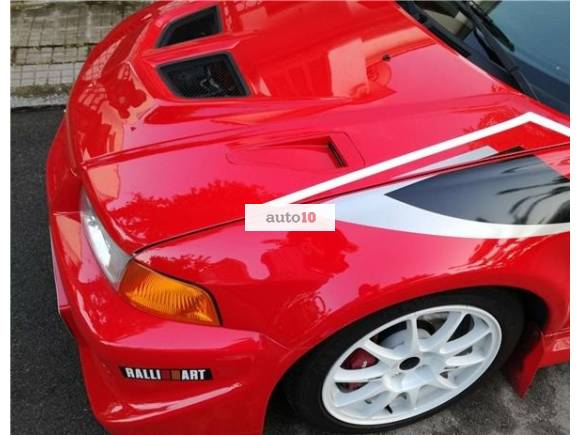 Mitsubishi Lancer Tommi Makinen Edition