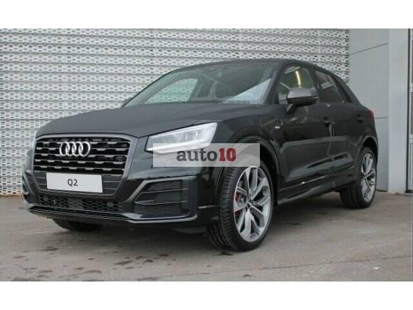 Audi Q2 35 TDI Stronic sport S Line LED NAV