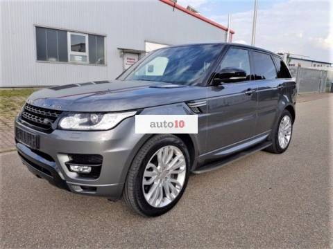 2014 Land Rover Range Rover Sport Autobiography Dynamic