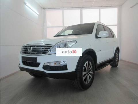 SsangYong REXTON W 200 e-Xdi Limited 4x4 Limited