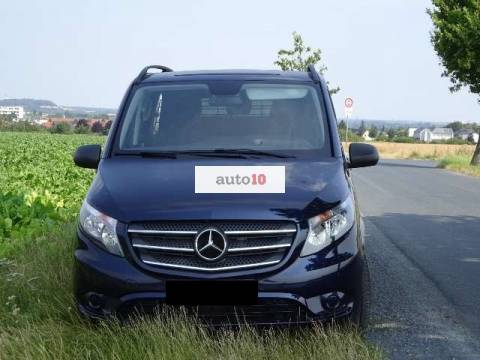Mercedes-Benz Vito 114 d Edition