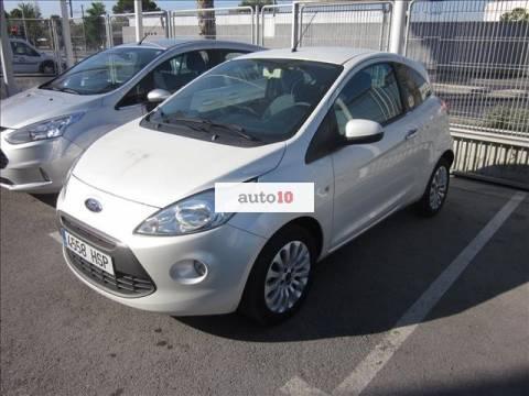 Ford Ka TITANIUM+ 1.3 TDCI AUTO-START-STOP