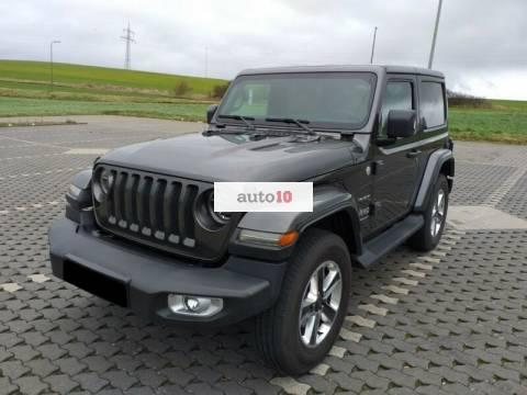 Jeep Wrangler 2.2 CRDi Hardtop AWD Automatik Sahara
