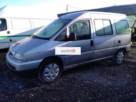CITROEN JUMPY 2.0 HDI 110 CV 6 PLAZAS.
