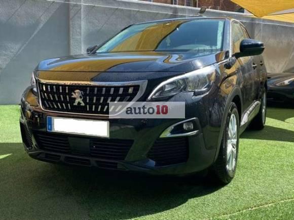 Peugeot 3008 1.6BlueHDi Active bussines automatico 120CV