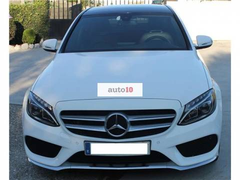 Mercedes-Benz C 220 BlueTec Amg 7G Plus