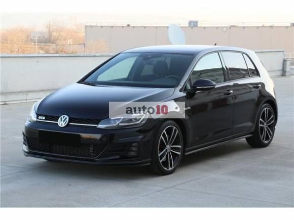 Volkswagen Golf GTD 2.0 TDI DSG BlueMotion Tech