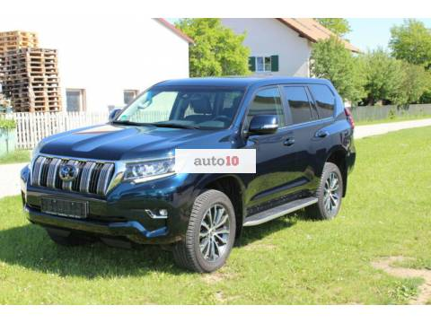 Toyota Land Cruiser 2.8 D-4D Automatik - Executive