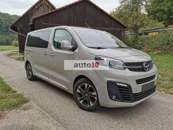 Opel Zafira Life M Tourer