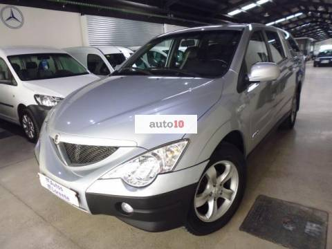 SsangYong Actyon 2.0 XDi 4WD Comfort