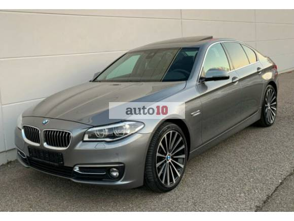 Bmw 525 d Luxury Line