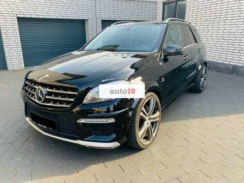 Mercedes-Benz ML 63 AMG M-Klasse 4Matic